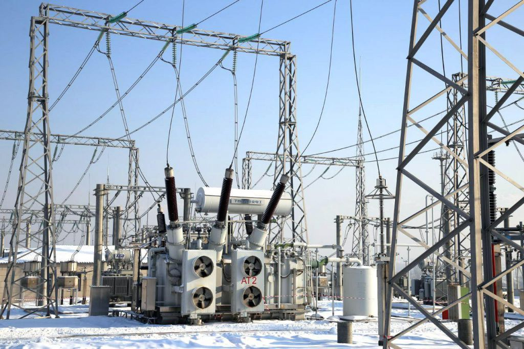 New substation has been launched in Batan village of Almaty region